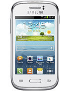 How to restart the Samsung Galaxy Young S6310 when it freezes?